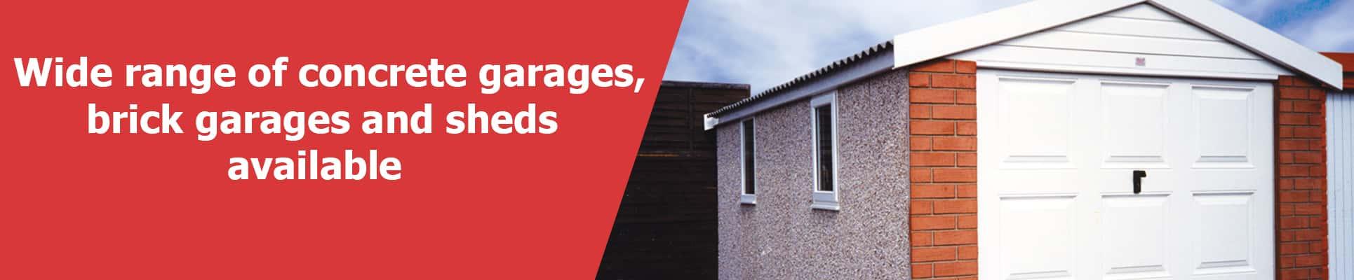 Dencroft Garages Slide Image - Garage Door