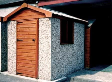 Dencroft Garage - Sheds & Workshops