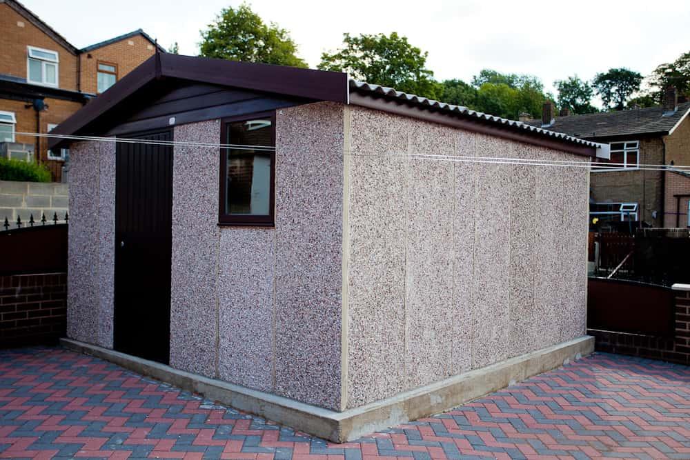 Dencroft Garage - Bespoke Buildings