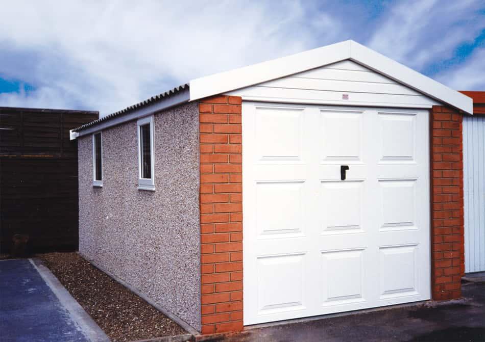 Dencroft Garage - Concrete Garages
