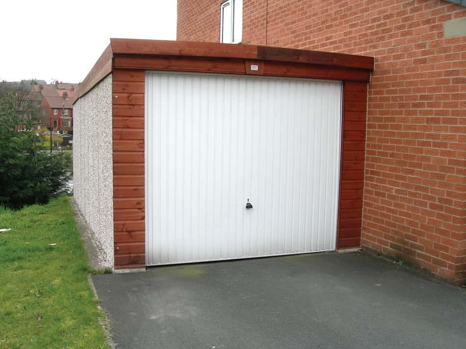 Dencroft Garage - Lean To Garages
