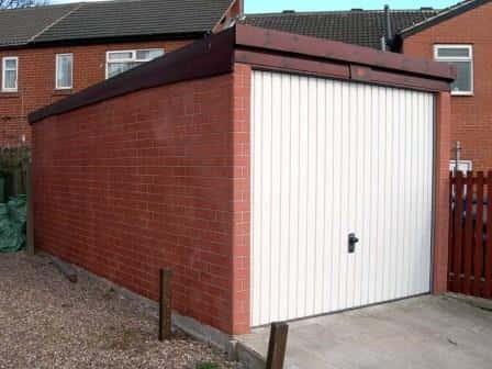Dencroft Garage - Brick & Stone Garages