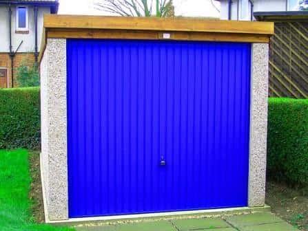 Dencroft Garage - Pent Roof Garages