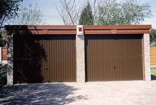 Dencroft Garage - Double Garages