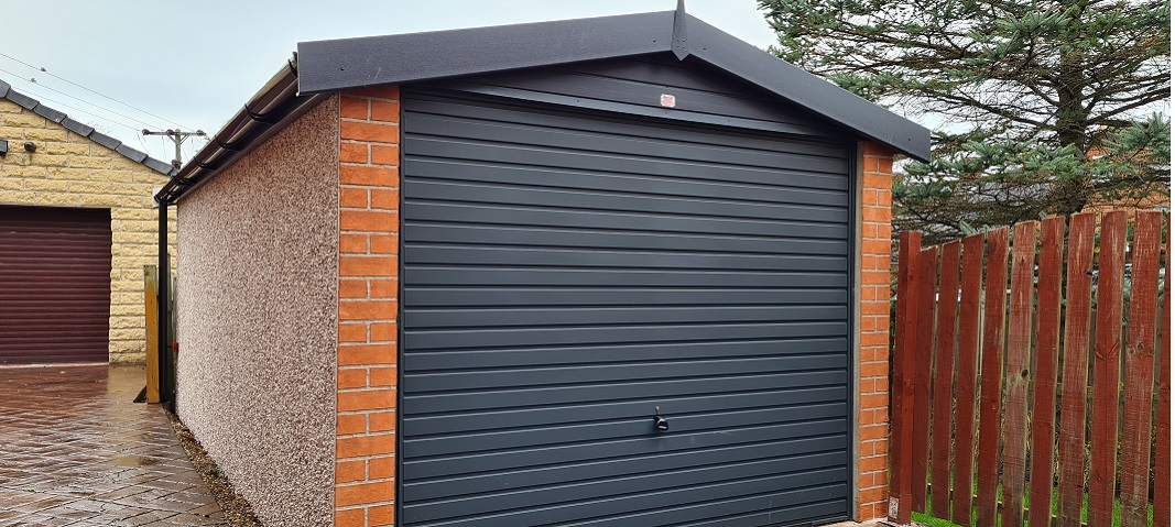 Dencroft Garages Concrete Sectional, How Much Does A Prefab Garage Cost Uk